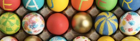 Fine settimana di Pasqua